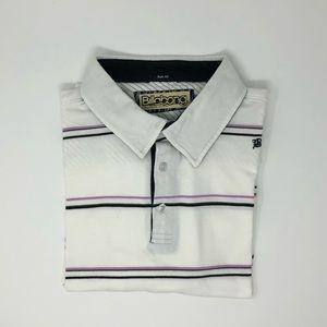 Billabong Shirts - Billabong Slim Fit Polo Shirt Size L